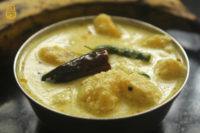 SOK 2 Nendrapazham Pulissery | Ethappazham Pulissery | Kerala Banana Pulissery