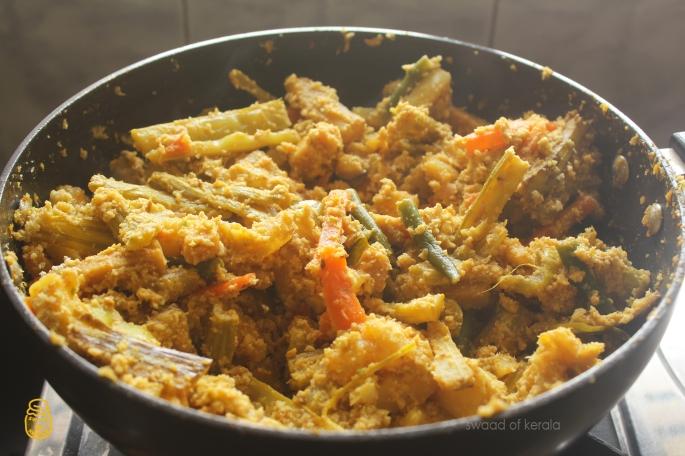 Web 3 Aviyal Kerala Style Aviyal Kerala Sadhya Recipe Traditional Vegetarian Side Dish copy