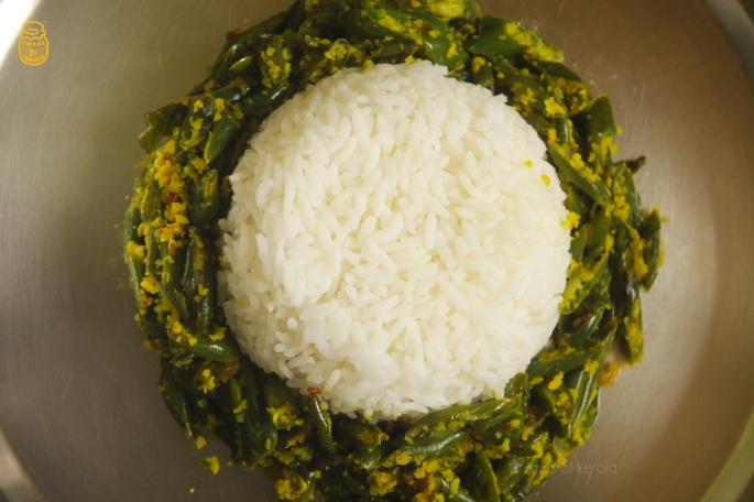 Web 3 Beans Thoran Beans Stir Fry Kerala Style Easy Vegetarian Side Dish